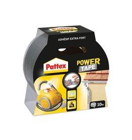 Pattex Pattex plakband Power Tape lengte: 10 m, grijs