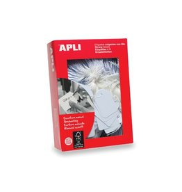 Apli Label Apli karton nr.383 7x19mm 1000st