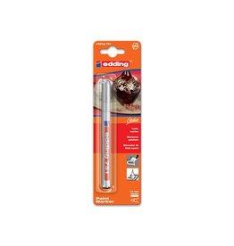 Edding Edding paintmarker e-751 Professional zilver [10st]
