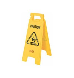 Rubbermaid commercial products Waarschuwingsbord wet floor caution 67x2