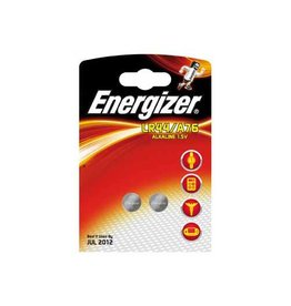 Energizer Energizer knoopcellen Lithium Electronics LR44, 2 stuks