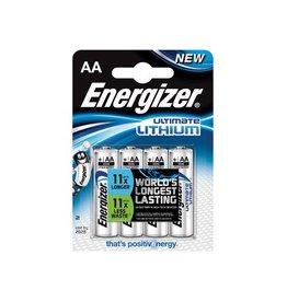 Energizer Energizer batterijen Ultimate Lithium L92, AA, 1,5 V
