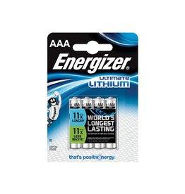 Energizer Energizer batterijen Ultimate Lithium L91, AAA, 1,5 V