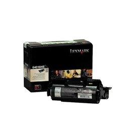 Lexmark Toner Lexmark T640 Black 21K