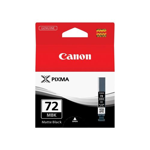 Inkcartridge Canon PGI-72MBK mat zwart