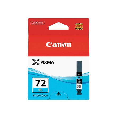 Inkcartridge Canon PGI-72PC foto blauw