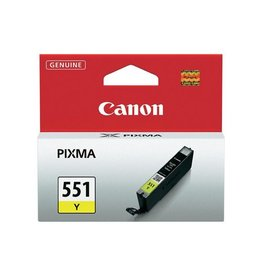Canon Canon CLI-551Y (6511B001) ink yellow 344 pages (original)