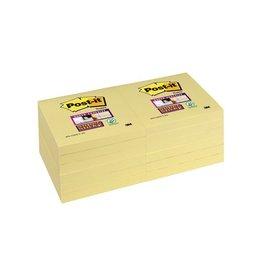 Post-it Memoblok 3M post-it 652 super sticky 76x