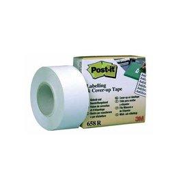 Post-it Correctietape 3M post-it 658h 25.4mmx18m