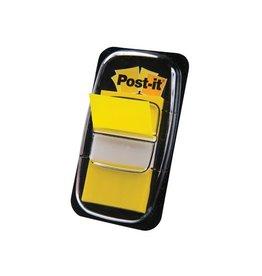 Post-it Indextabs 3M post-it 6805 2.5cm geel