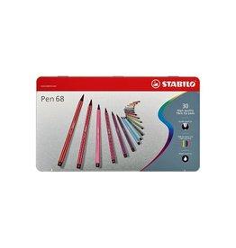 Stabilo Stabilo Viltstift Pen 68 30 stiften