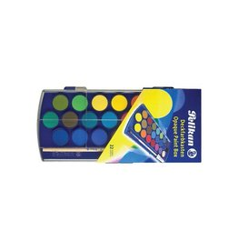 Pelikan Pelikan verfdoos plakkaatverf Paintbox 22 napjes