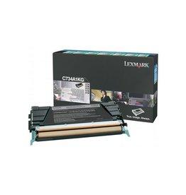 Lexmark Toner Lexmark C734 Black 8K