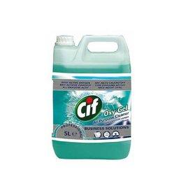 Cif Cif allesreiniger oceaan, fles van 5 liter