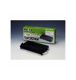 Brother Faxrol Brother PC70 Black 144pag [6st]
