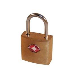 Pavo Pavo TSA slot met 2 sleutels