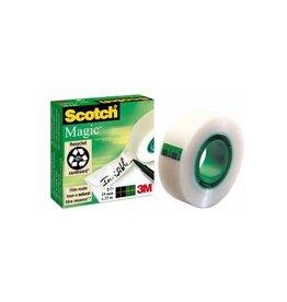 Scotch Scotch plakband Magic Tape ft 19 mm x 33 m