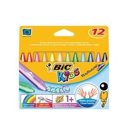 Bic Kids Kleurkrijt Bic 857 plastidecor triangel