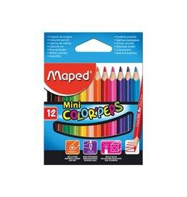 Maped Maped driehoekig kleurpotlood Color'Peps Mini