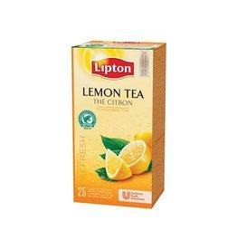 Lipton Lipton thee, citroen, pak van 25 zakjes