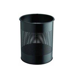 Durable Papierbak Durable 15ltr 165mm perf zwart