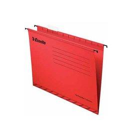 Esselte Esselte hangmappen voor laden Pendaflex Plus 330mm rood 25st