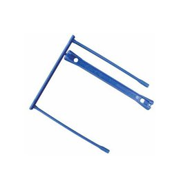 5 Star 5 Star archiefbinder E-clip, blauw [100st]