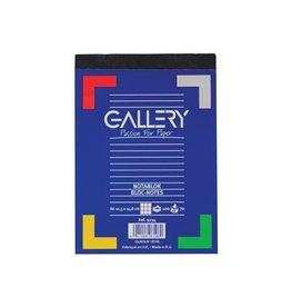 Gallery Gallery notitieblok ft 10,5 x 14,8 cm (A6), geruit 5 mm, 70