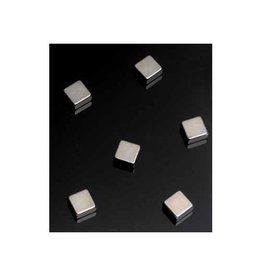Naga Naga Magneten voor glasborden 6 stuks, ft 10 x 10 x 5 mm