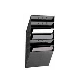 Durable Durable Flexiboxx 6 A4 Landscape zwart