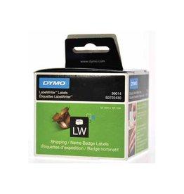 Dymo Dymo etiketten LabelWriter 101 x 54 mm, wit, 220 etiketten