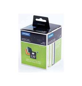 Dymo Dymo etiketten LabelWriter 190 x 59 mm, wit, 110 etiketten