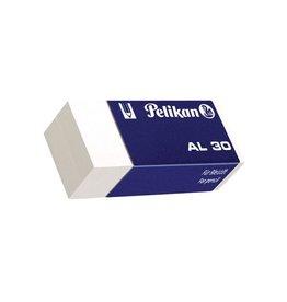 Pelikan Pelikan witte potloodgom AL doos van 30 stuks