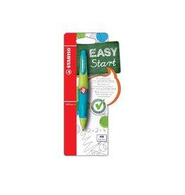 Stabilo Stabilo vulpotlood Easy Ergo groen/marine rechtshandigen 1st