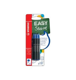 Stabilo Stabilo vulling EasyOrginal medium blauw blister