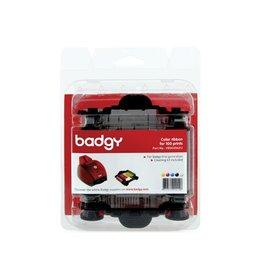 Badgy Badgy toebehoren voor badgeprinter kl.lint 100xafdrukken