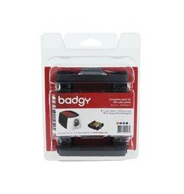 Badgy Kaartprinter badgy 200 kleurencartridge