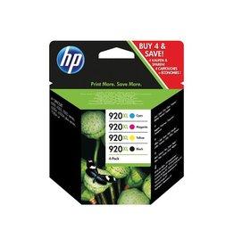 HP Multipack HP No.920XL BK/C/M/Y 1,2K