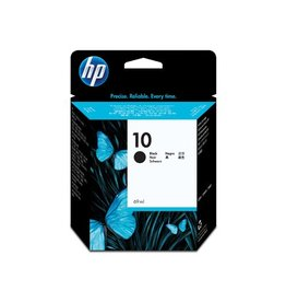 HP HP 10 (C4844A) ink black 2200 pages (original)