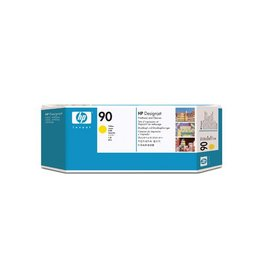 HP Printhead HP No.90 Yellow incl cleaner