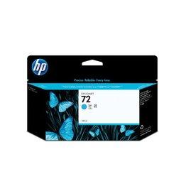 HP Ink HP No.72 Cyan 130ml