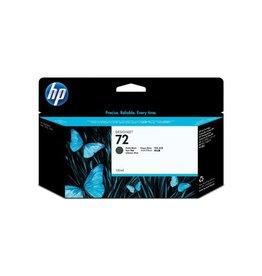 HP Ink HP No.72 Matte Black 130ml