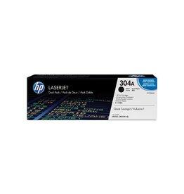 HP Duopack HP 304AD Black 2x3,5K