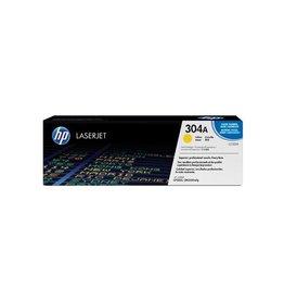 HP Toner HP 304A Yellow 2,8K