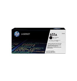 HP HP 651A (CE340A) toner black 13500 pages (original)