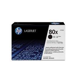 HP Toner HP 80X Black 6,9K