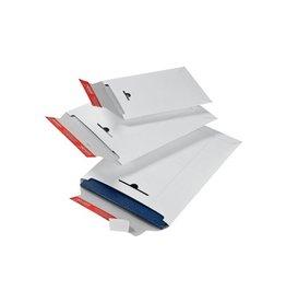 Colompac Colompac verzendenvelop 17 x 24,5 x 3 cm wit [20st]
