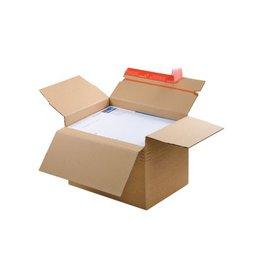 Colompac Colompac Instant doos ft 30,4 x 21,6 x 13 - 22 cm [10st]