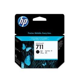 HP HP 711 (CZ133A) ink black 80ml (original)