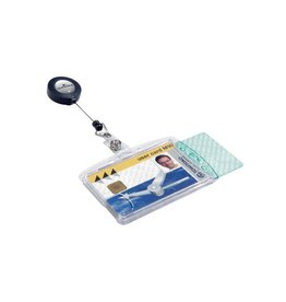 Durable Durable kaarthouder, 10 stuks